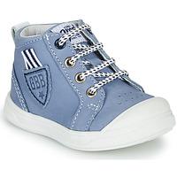 Shoes Boy Hi top trainers GBB GREGOR Blue
