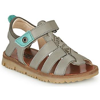 Shoes Boy Sandals GBB PATHE Black