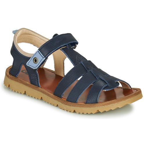 Shoes Boy Sandals GBB PATHE Marine