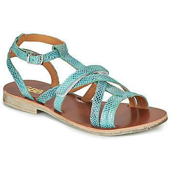 Shoes Girl Sandals GBB JULIA Blue