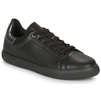 Shoes Men Low top trainers André EASYSTYLE Black