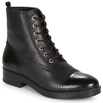 Shoes Women Mid boots André ELEANNA Black