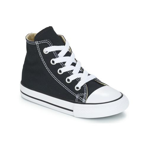 Shoes Children Hi top trainers Converse ALL STAR HI Black