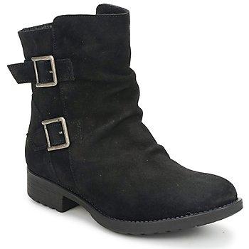 Shoes Women Mid boots Casual Attitude RIJONES Black