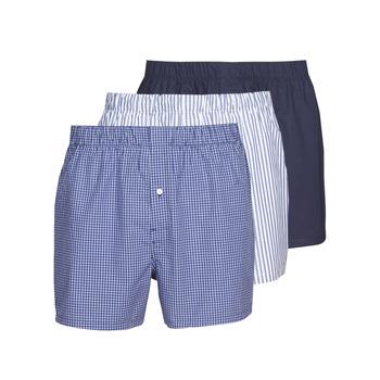 Underwear Men Boxer shorts Lacoste 7H3394-8X0 White / Blue