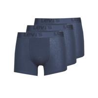 Underwear Men Boxer shorts Levi's PRENIUM BRIEF PACK X3 Marine