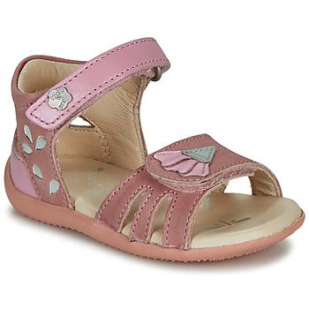 Shoes Girl Sandals Kickers BICHETTA Pink