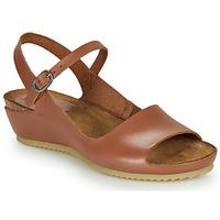 Shoes Women Sandals Kickers TAKIKA Brown
