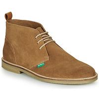 Shoes Men Mid boots Kickers TYL Beige