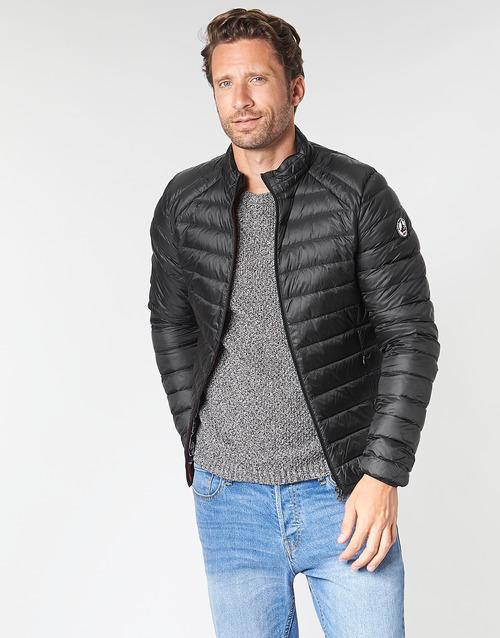Clothing Men Duffel coats JOTT MAT Black