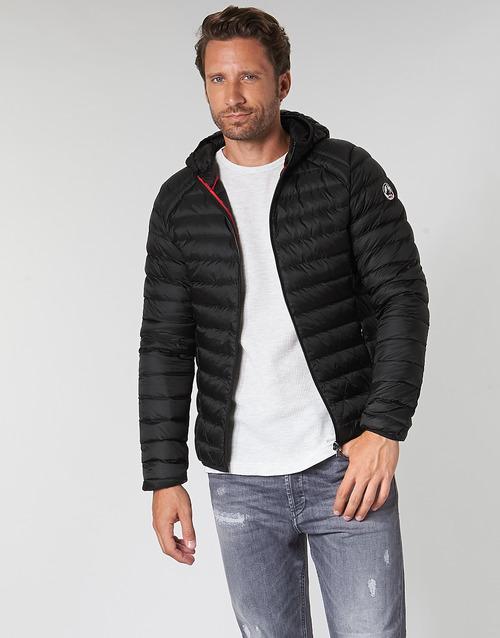 Clothing Men Duffel coats JOTT NICO Black