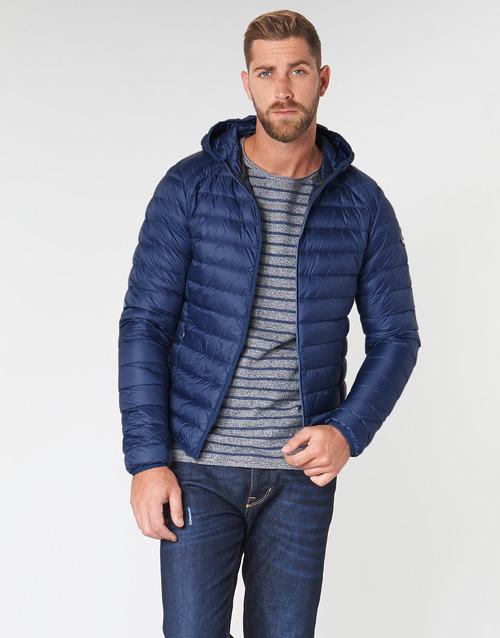 Clothing Men Duffel coats JOTT NICO Blue jeans