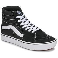 Shoes Hi top trainers Vans COMFYCUSH SK8-HI Black / White