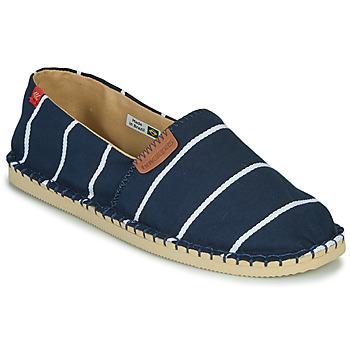 Shoes Espadrilles Havaianas ORIGINE PREMIUM III Marine / White