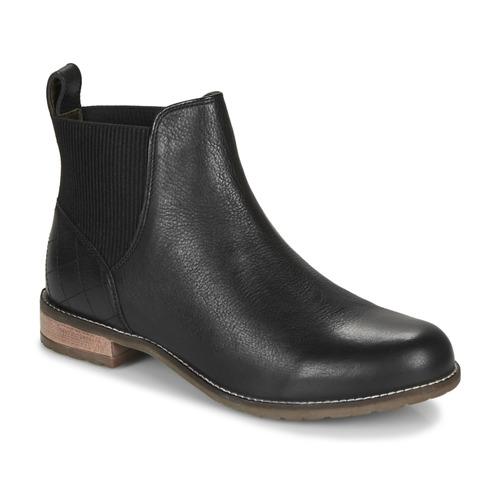 Shoes Women Mid boots Barbour HOPE  black