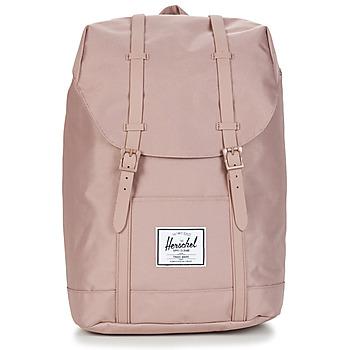 Bags Rucksacks Herschel RETREAT Pink