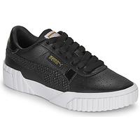 Shoes Women Low top trainers Puma CALI Black