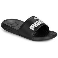 Shoes Sliders Puma POPCAT Black