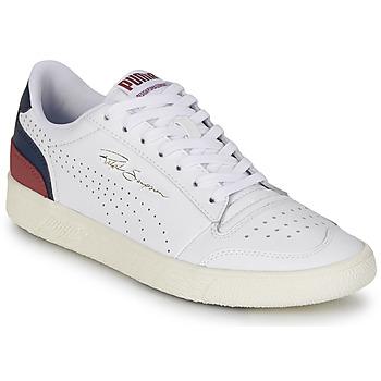 Shoes Men Low top trainers Puma RALPH SAMPSON White / Marine / Bordeaux