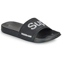 Shoes Women Sliders Superdry HOLO INFIL POOL SLIDE Black
