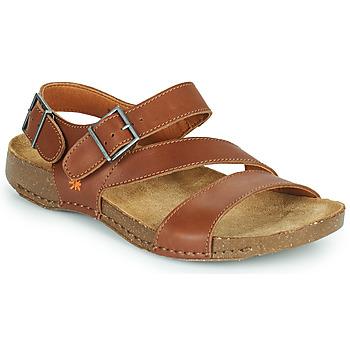Shoes Sandals Art I BREATHE Brown
