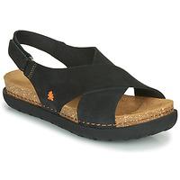Shoes Women Sandals Art RHODES Black