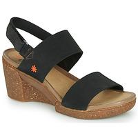 Shoes Women Sandals Art ROTTERDAM Black