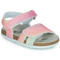Shoes Girl Sandals Chicco FIORE Multicolour