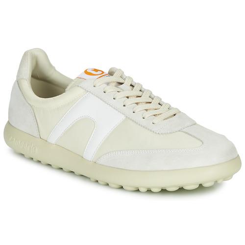 Shoes Men Low top trainers Camper PELOTAS XL White