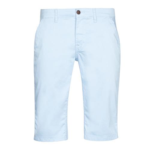Clothing Men Shorts / Bermudas Casual Attitude MARINE Blue