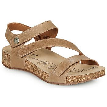 Shoes Women Sandals Josef Seibel TONGA 25 Brown