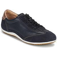 Shoes Women Low top trainers Geox D VEGA Marine