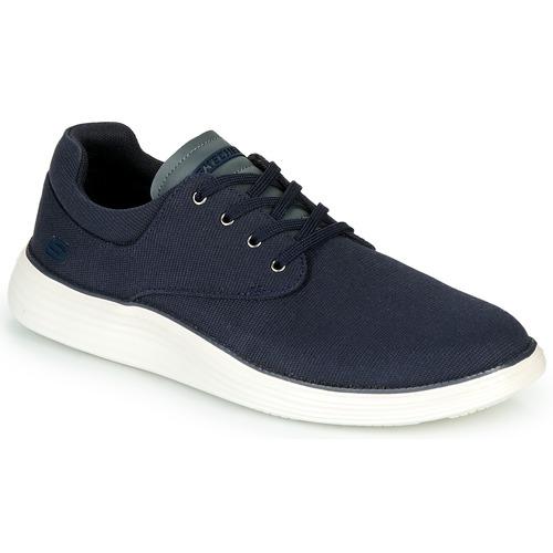 Shoes Men Low top trainers Skechers STATUS 2.0 BURBANK Marine