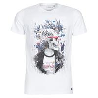 Clothing Men Short-sleeved t-shirts Deeluxe ENFIELDON White
