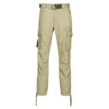 Clothing Men Cargo trousers Deeluxe TROPERY Kaki