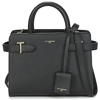 Bags Women Handbags Le Tanneur EMILIE Black