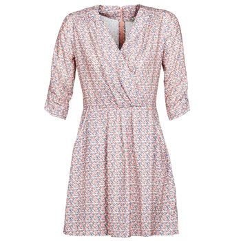 Clothing Women Short Dresses Kaporal BABE Pink