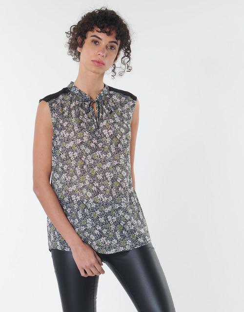 Clothing Women Tops / Blouses Ikks BQ11015-57 Multicolour