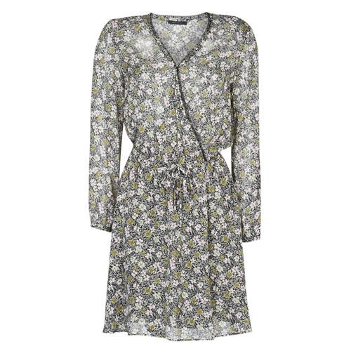 Clothing Women Short Dresses Ikks BQ30035-57 Multicolour