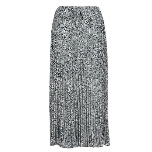 Clothing Women Skirts Ikks BQ27075-30 Black / White