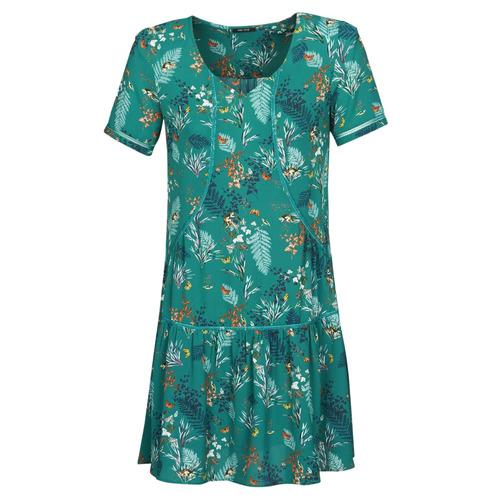 Clothing Women Short Dresses One Step RENATO Green