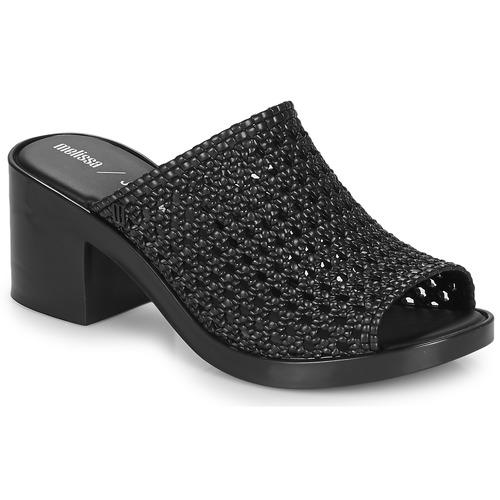 Shoes Women Mules Melissa JASON WU  black