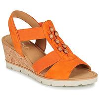 Shoes Women Sandals Gabor KALINA Orange