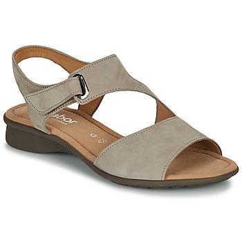 Shoes Women Sandals Gabor KESTE Beige