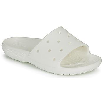 Shoes Tap-dancing Crocs CLASSIC CROCS SLIDE White