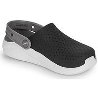 Shoes Children Clogs Crocs LITERIDE CLOG K Black / White