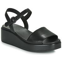 Shoes Women Sandals Camper MISIA Black