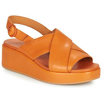 Shoes Women Sandals Camper MISIA Camel