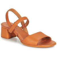 Shoes Women Sandals Camper KATIE SANDALES Camel