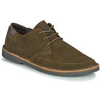 Shoes Men Derby Shoes Camper MRRY Kaki
